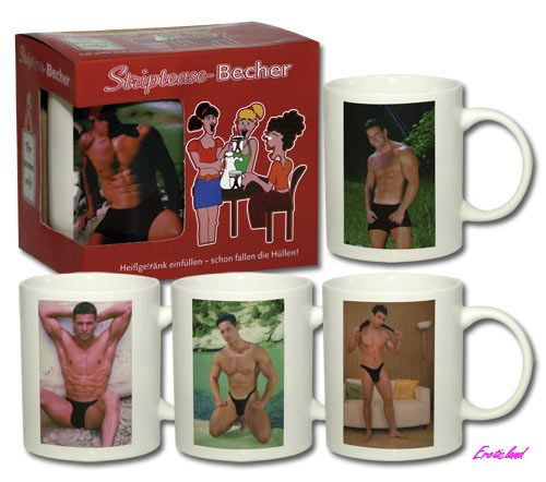 Mug Striptease Boy