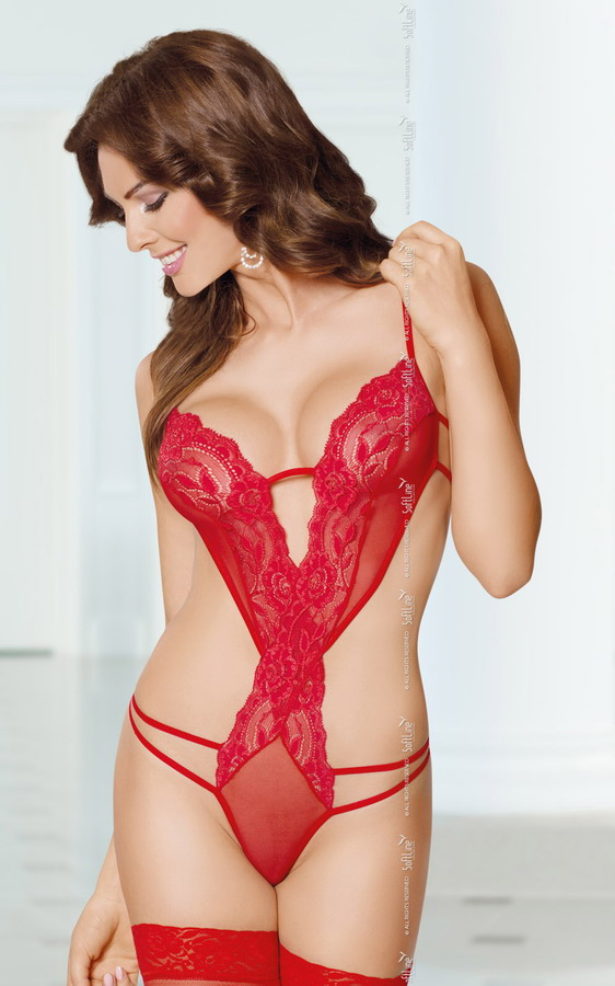 SF. Боди - Sue red ML (Боди - Sue red ML)