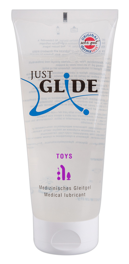 SF. Лубрикант - Just Glide Toy Lube 200 ml