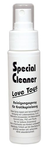 SF. Средство по уходу за сексигрушками Special Cleaner Love ...